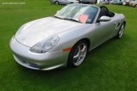 2004 Porsche Boxster image.