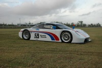 Porsche  Brumos Daytona Prototype