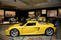 2005 Porsche Carrera GT.  Chassis number WP0CA29865L001240