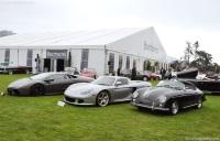 2005 Porsche Carrera GT.  Chassis number WP0CA29835L001566