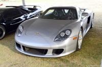 2005 Porsche Carrera GT.  Chassis number WP0CA29845L001107