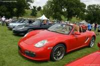 Image of the Boxster