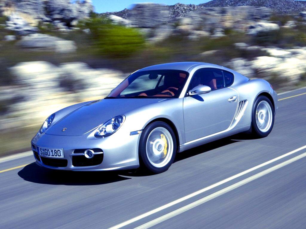 2006 Porsche Cayman S Conceptcarz Com
