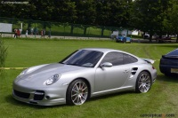 Image of the 911 997 Turbo