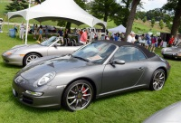 2007 Porsche 911 997 Turbo image.