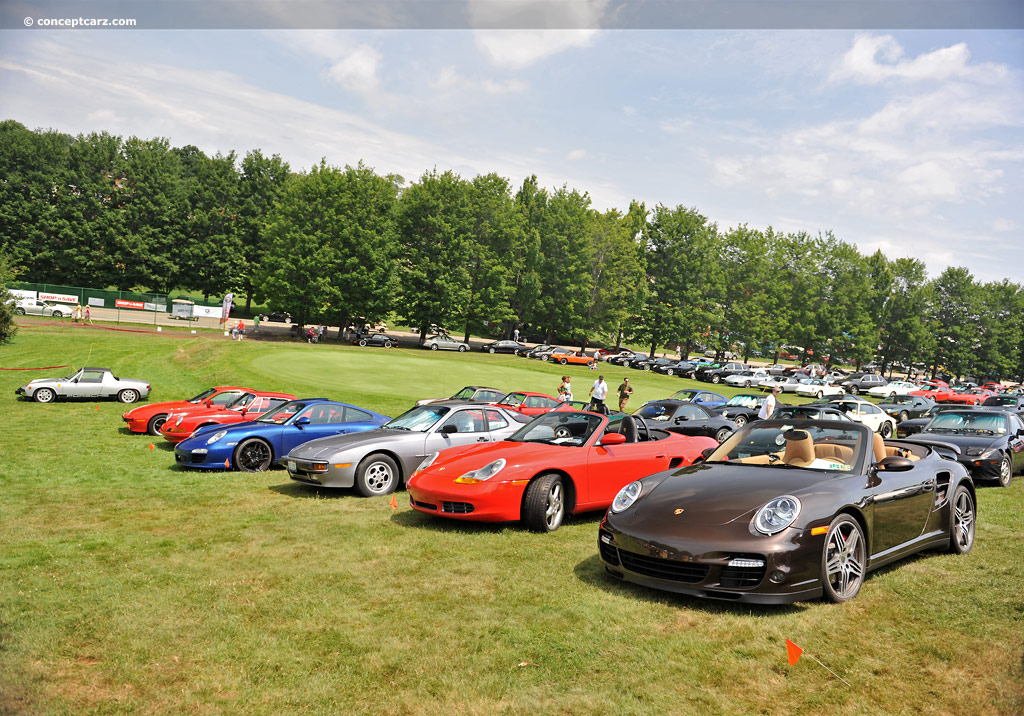 2008 porsche 911 turbo at the pittsburgh vintage grand prix car show. Black Bedroom Furniture Sets. Home Design Ideas