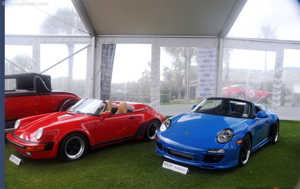 Auction Results And Sales Data For 2011 Porsche 911 Speedster