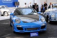 2011 Porsche 911 Speedster image.