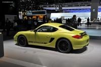 2011 Porsche Cayman R image.