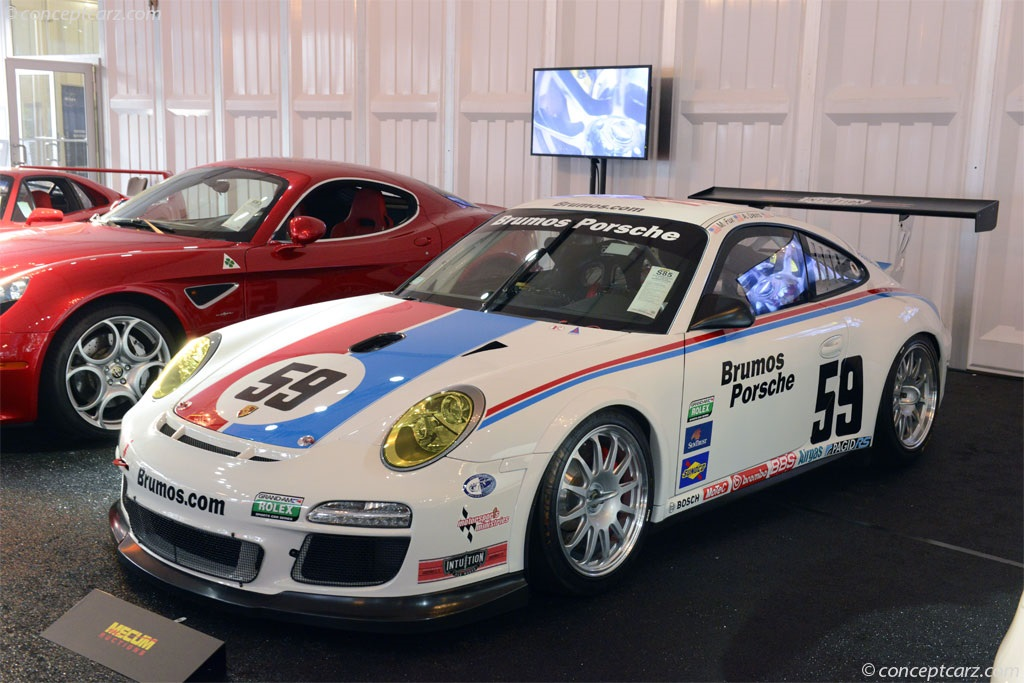 2012 Porsche 911 GT3 Cup Brumos Commemorative Edition.  Chassis number WP0ZZZ99ZCS798179
