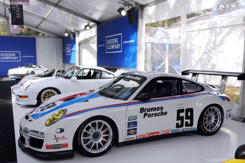 2012 Porsche 911 GT3 Cup Brumos Commemorative Edition