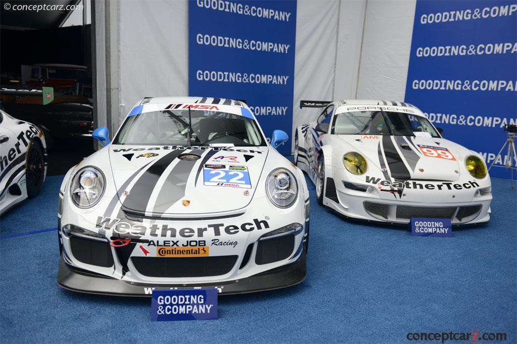 2014 Porsche 991 GT America