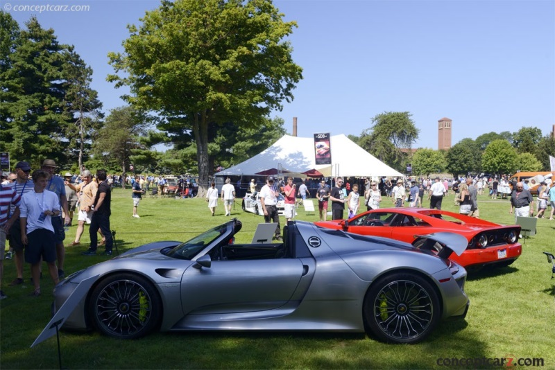 2015 Porsche 918 Spyder News And Information Research And Pricing