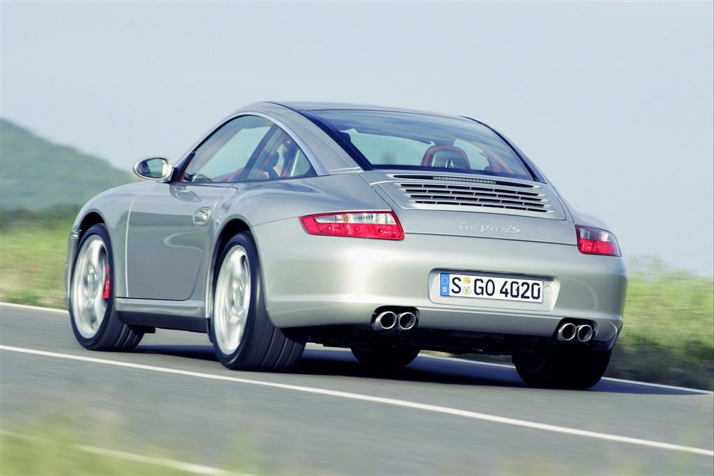 2002 Porsche 911 Targa Pictures History Value Research