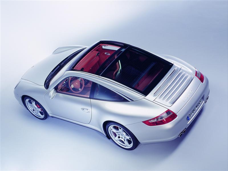 2002 Porsche 911 Targa