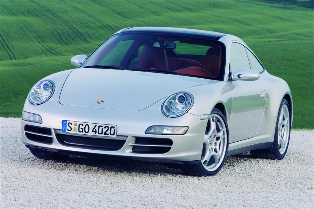 2002 Porsche 911 Targa Pictures, History, Value, Research ...