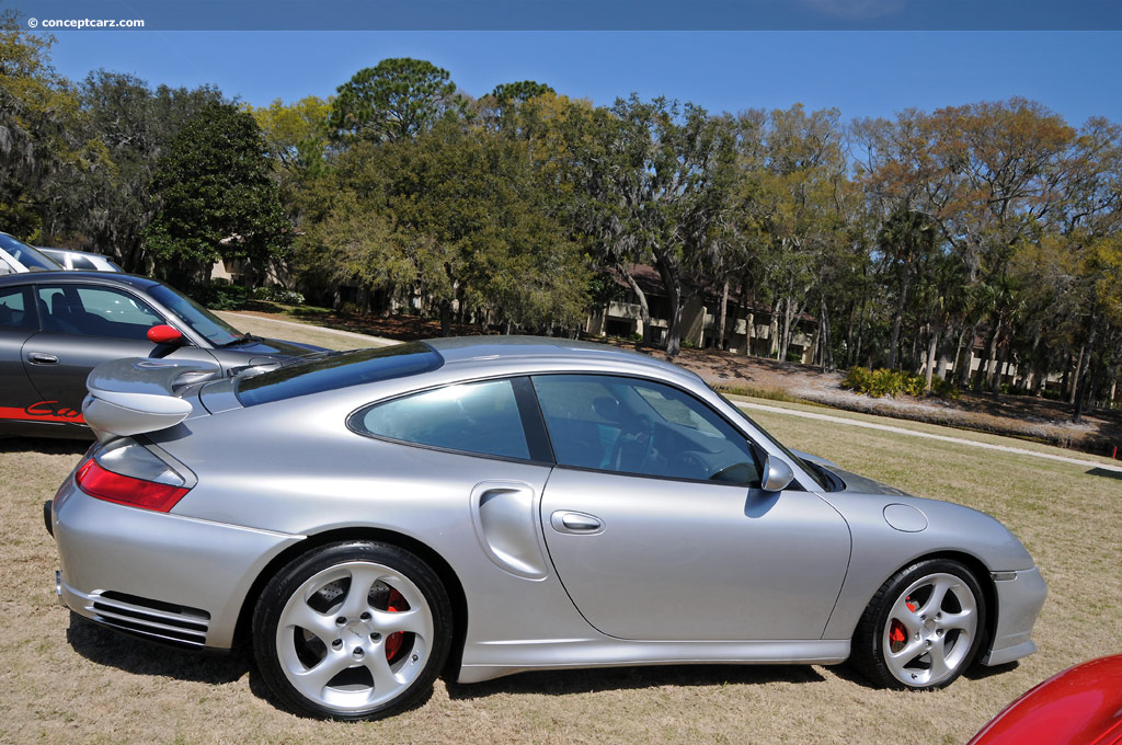 Auction Results And Sales Data For 2002 Porsche 911 Turbo