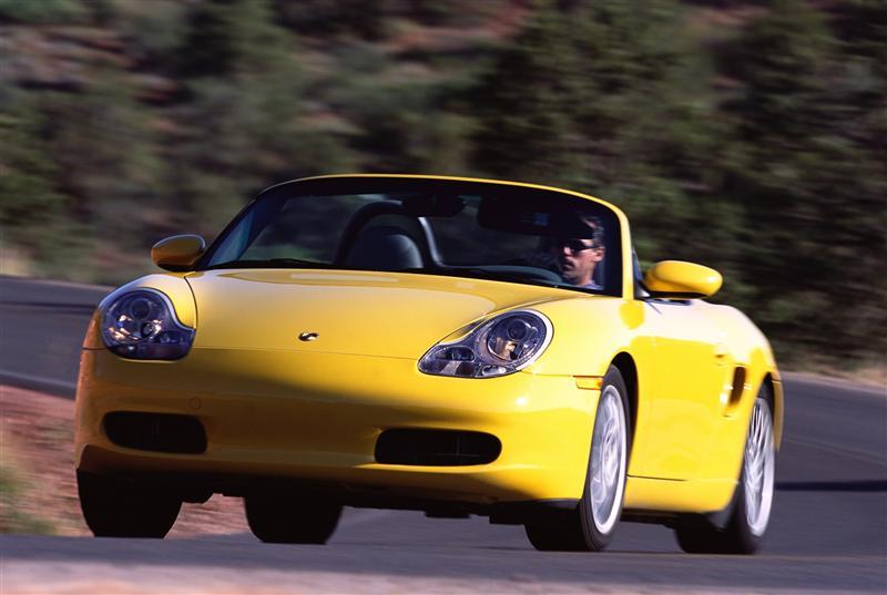 2000 Porsche Boxster thumbnail image