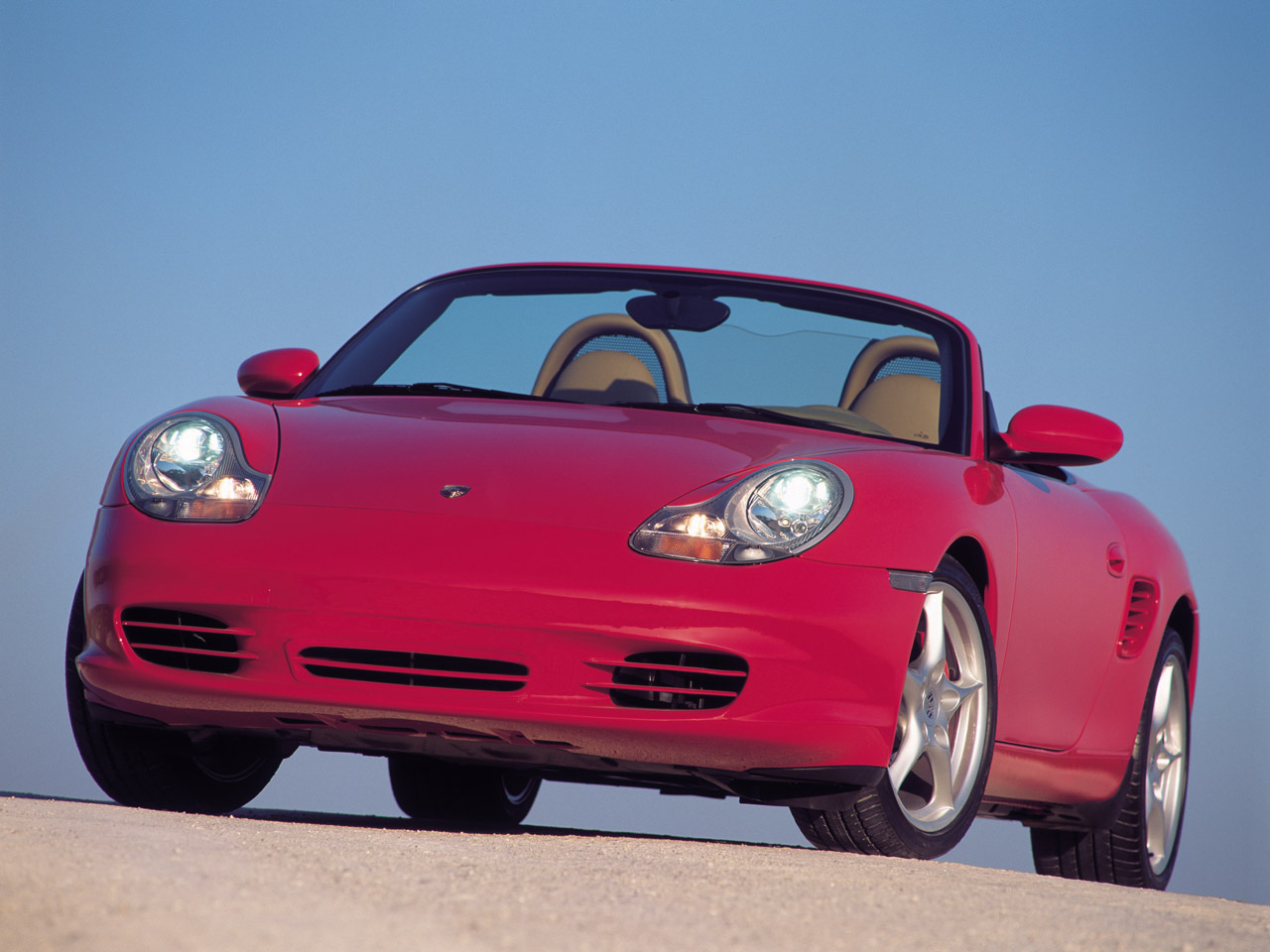 2003 Porsche Boxster History Pictures Value Auction