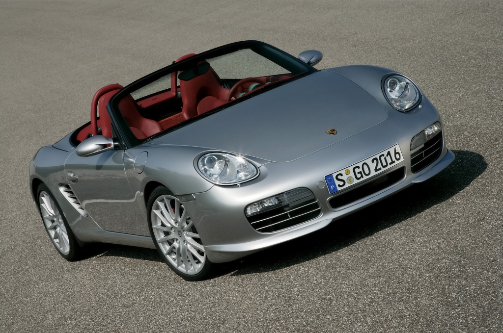 2007 Porsche Boxster Rs 60 Spyder Pictures History Value