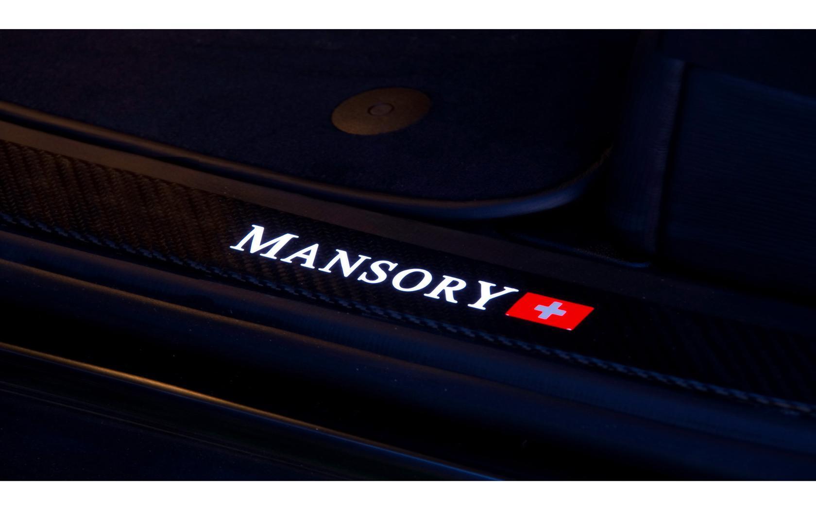 2009 Mansory Cayenne Chopster