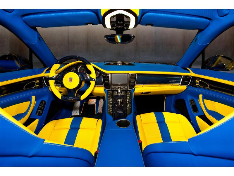 2010 Mansory Panamera Power Pack