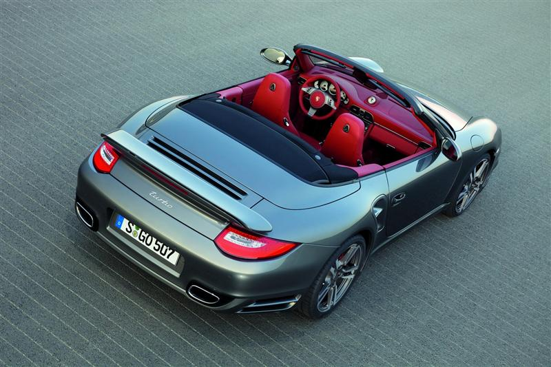 2010 Porsche 911 Turbo Image Photo 5 Of 6