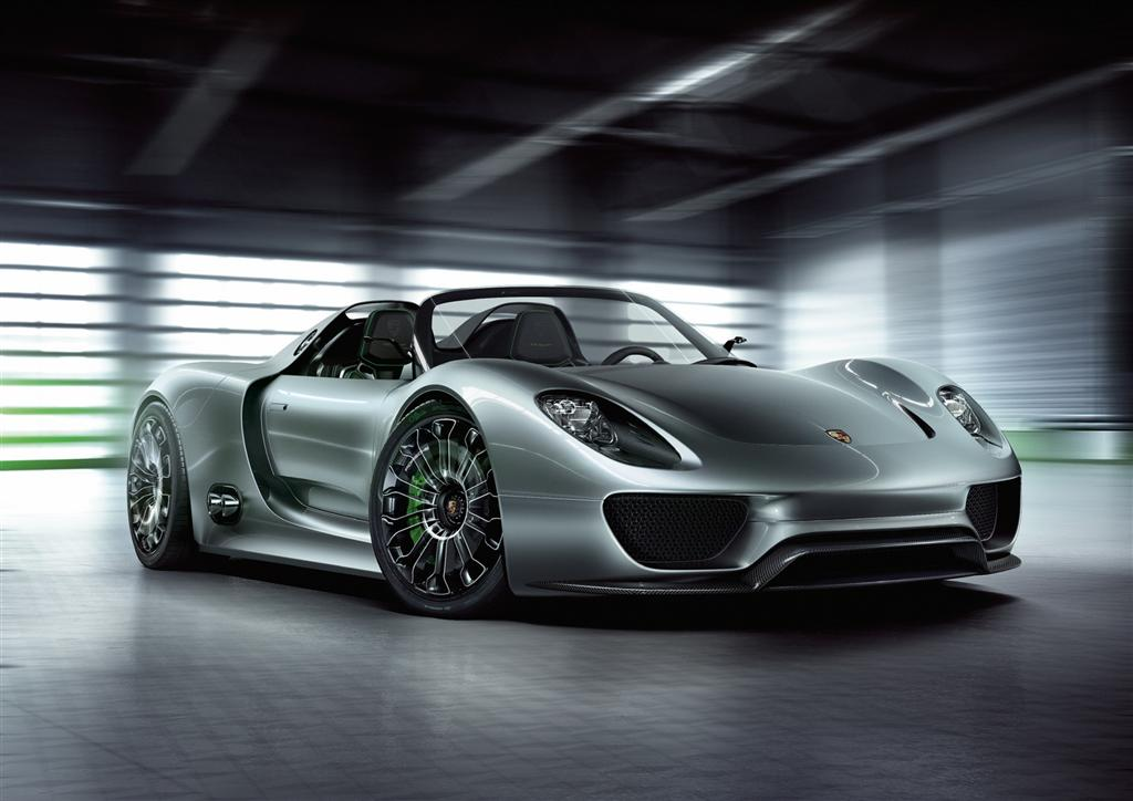 2010 porsche 918 spyder concept pictures news research. Black Bedroom Furniture Sets. Home Design Ideas
