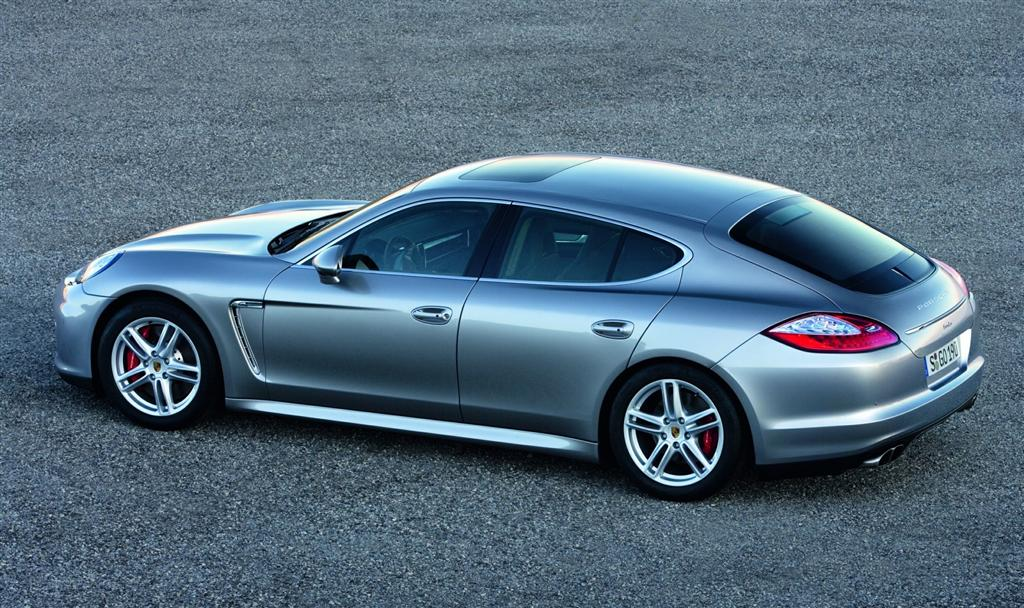 Auction Results and Sales Data for 2010 Porsche Panamera