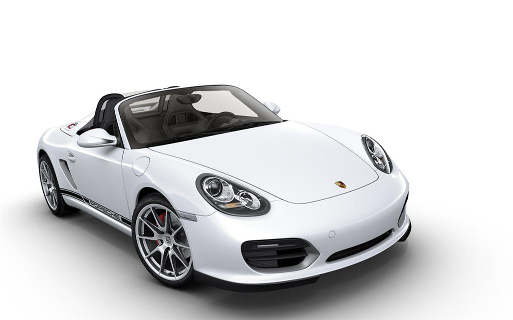 Auction Results And Sales Data For 2011 Porsche Boxster Spyder