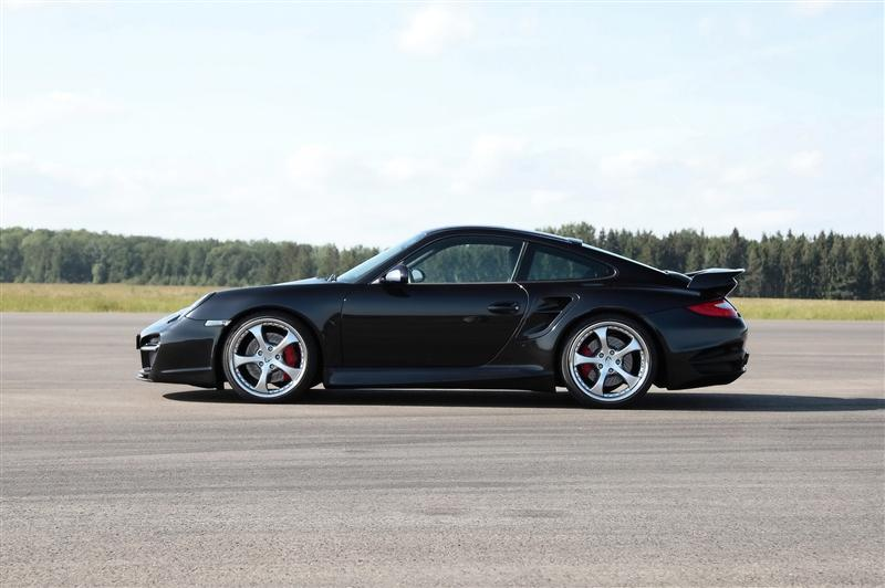 2010 Techart 911 Turbo Aerodynamic Kit Ii News And Information