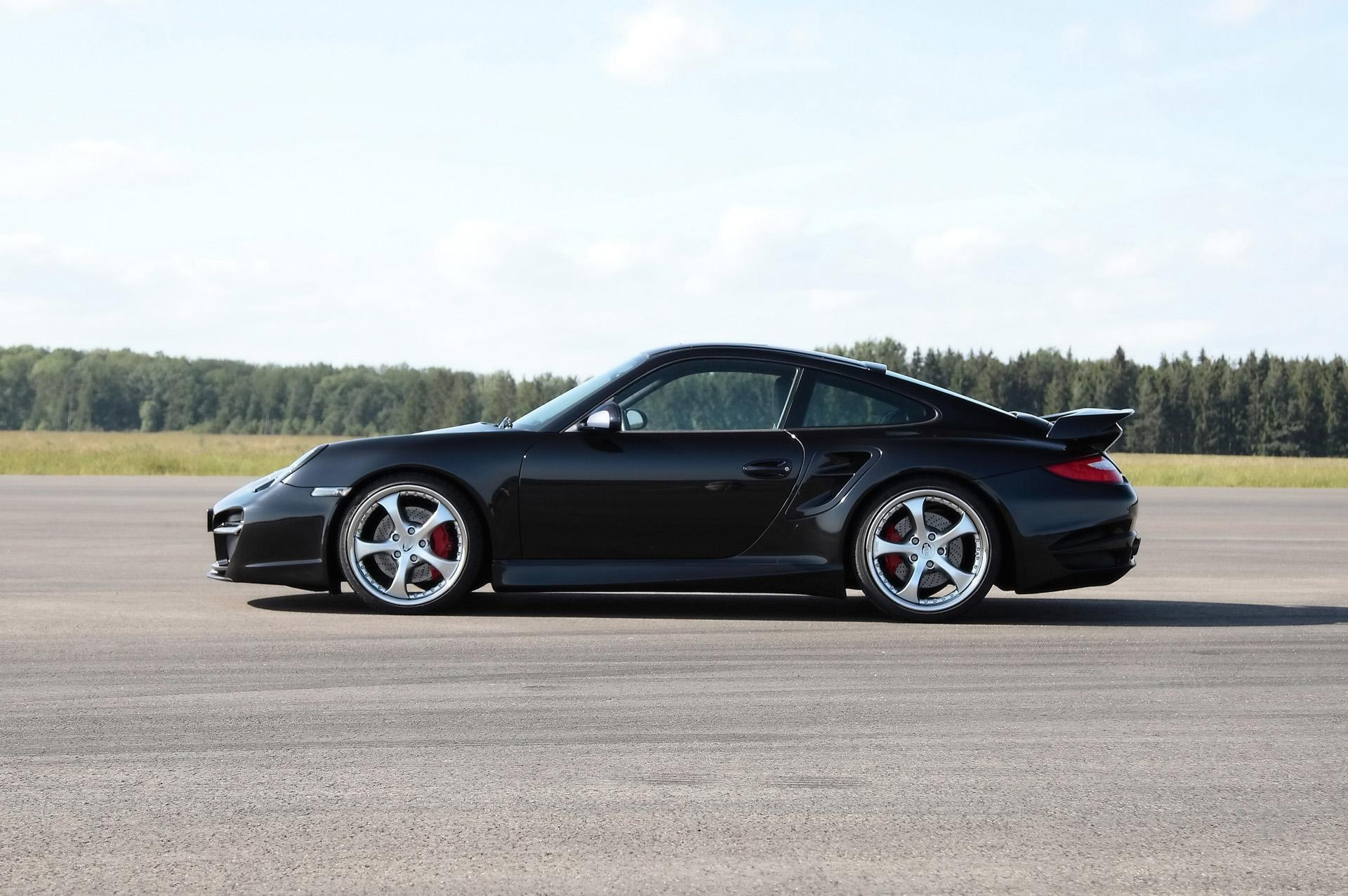 2010 Techart 911 Turbo Aerodynamic Kit Ii News And Information