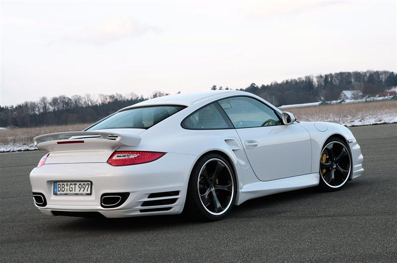 2010 TechArt 911 Turbo