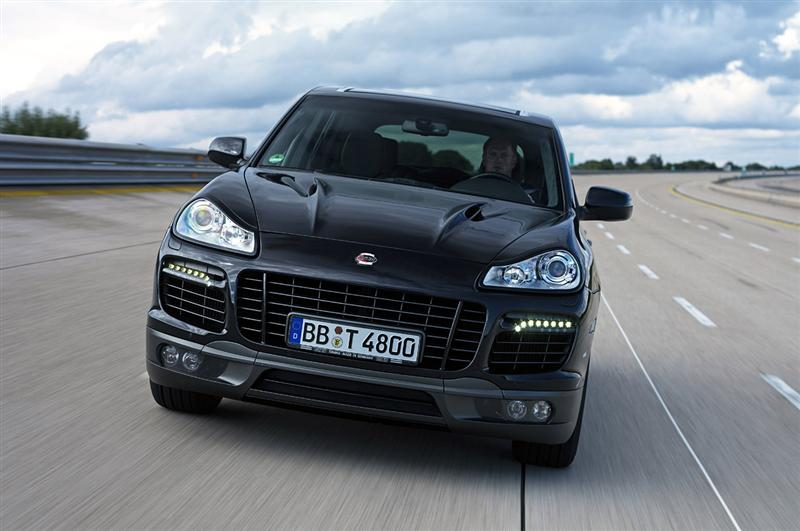2010 Techart Cayenne Turbo News And Information
