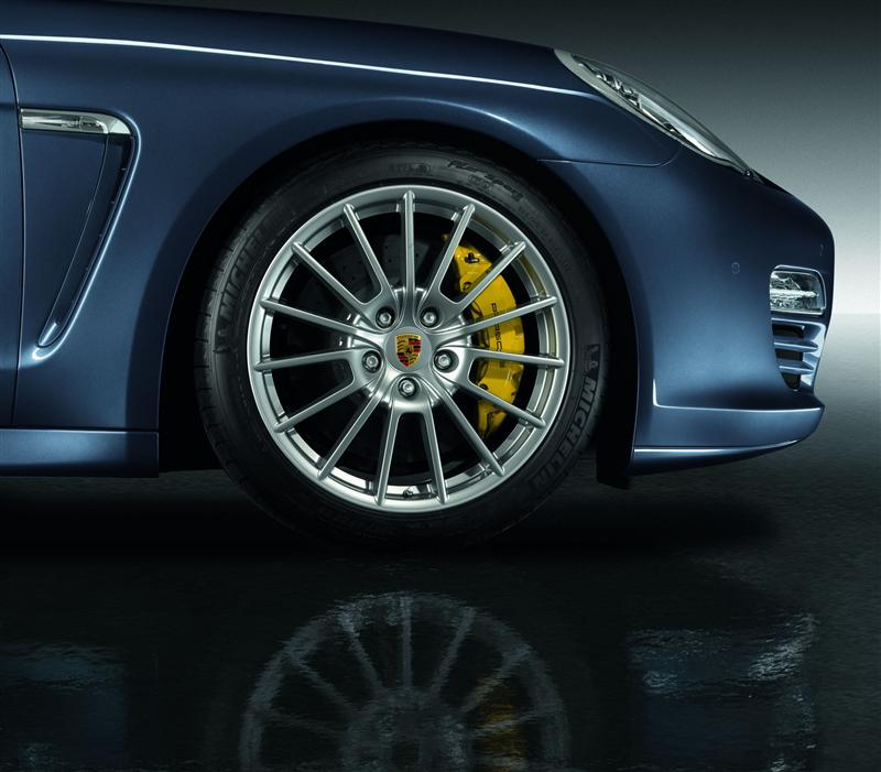 Bentley Continental Flying Spur Series 51: 2011 Porsche Panamera Personalization Program Image. Https