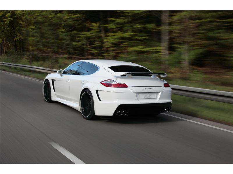2010 Porsche GrandGT