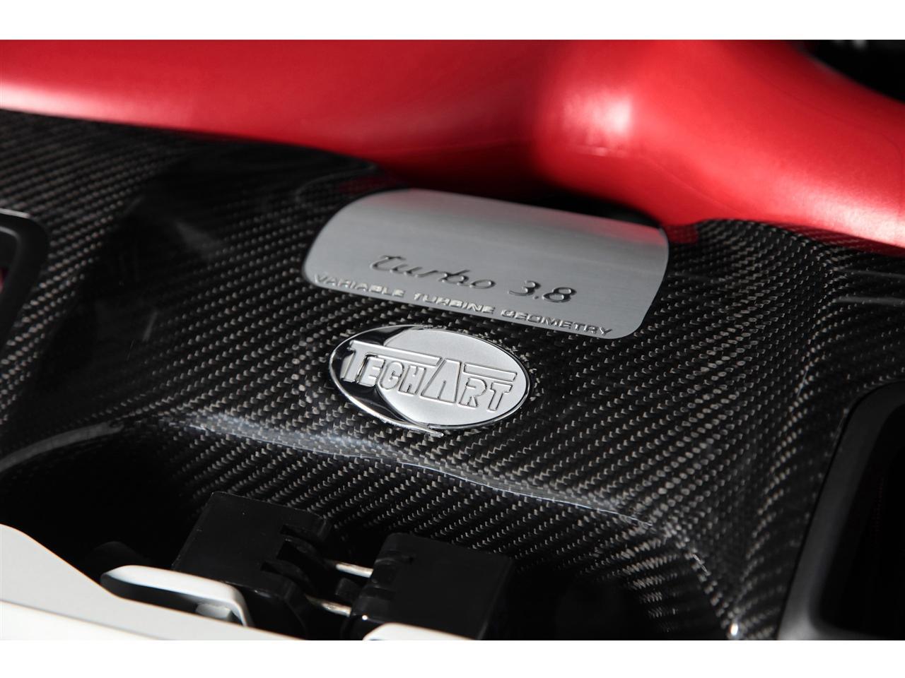 2011 TechArt 911 GT2 RS