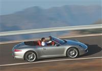 2012 Porsche 911 Carrera Cabriolet image.