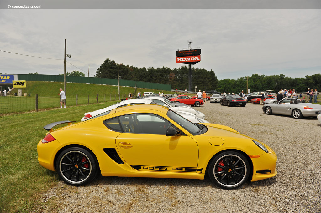 2012 Porsche Cayman Technical And Mechanical Specifications