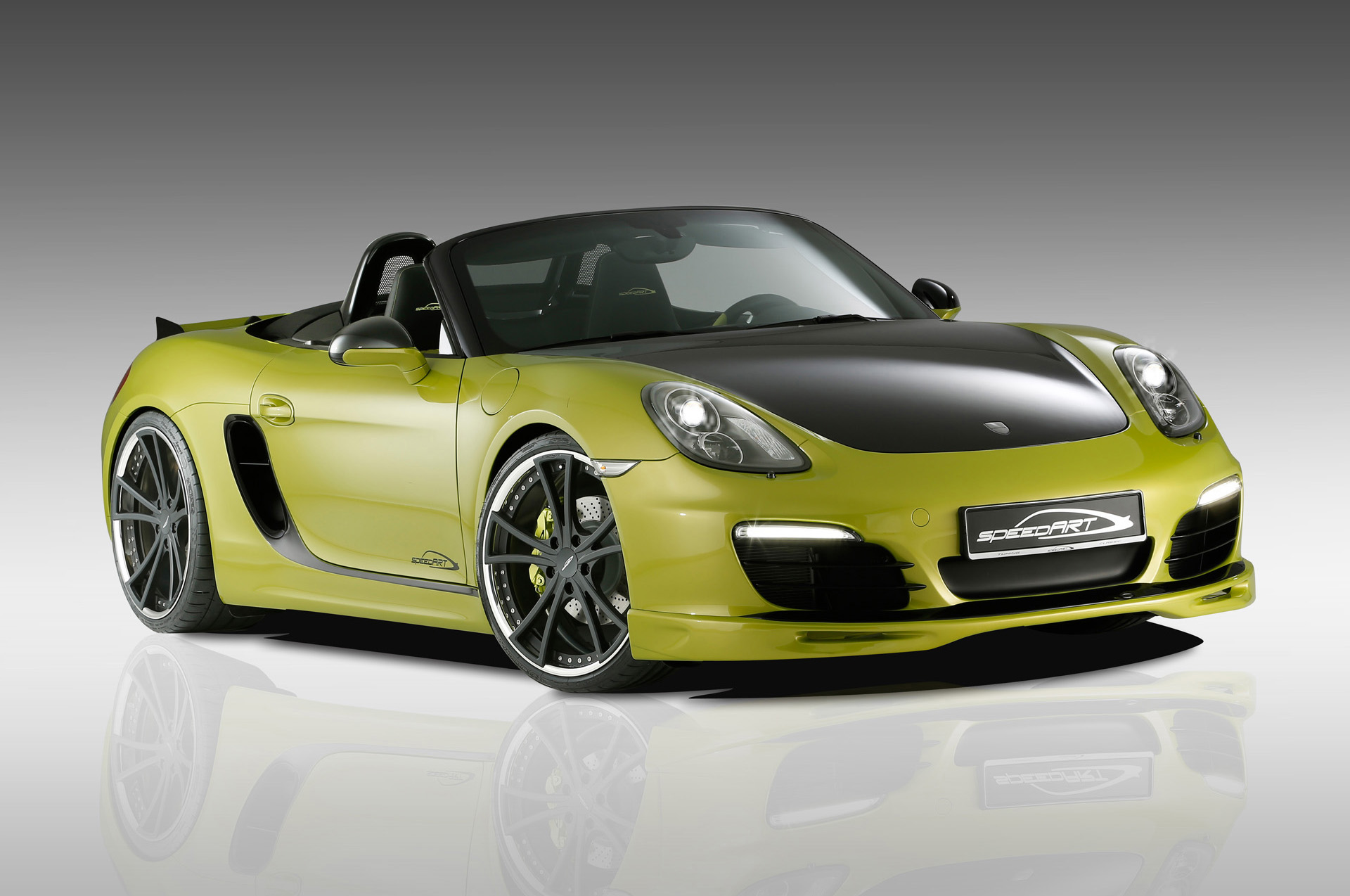 2012 Speedart Boxster Sp81 R News And Information