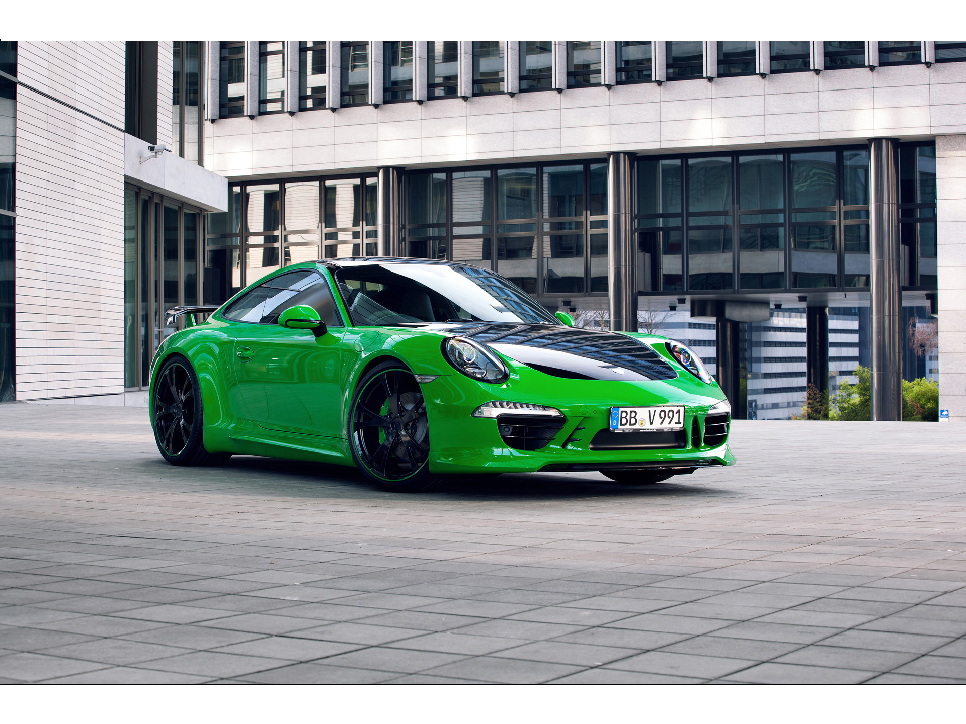 2013 Techart 911 Carrera 4s News And Information
