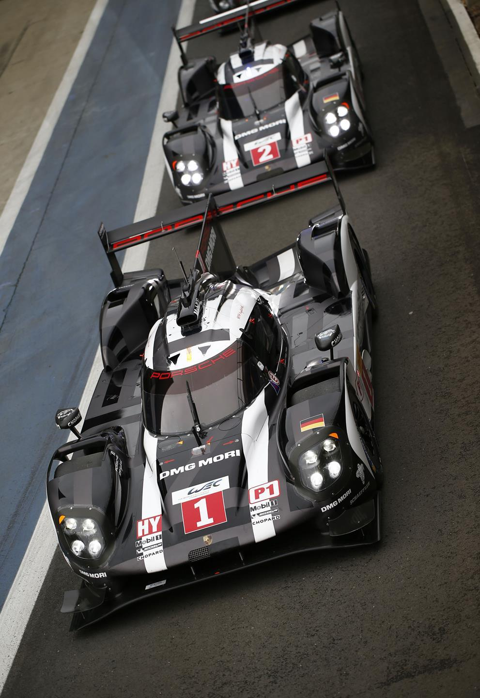 2016 porsche 919 hybrid image. photo 46 of 46