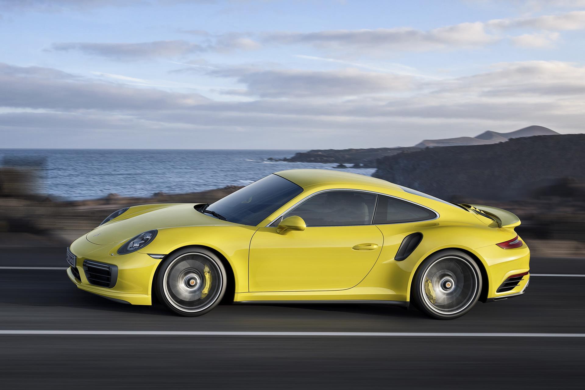 2017_Porsche-911-Turbo-Image_001 Terrific 2002 Porsche 911 Carrera Turbo Gt2 X50 Cars Trend