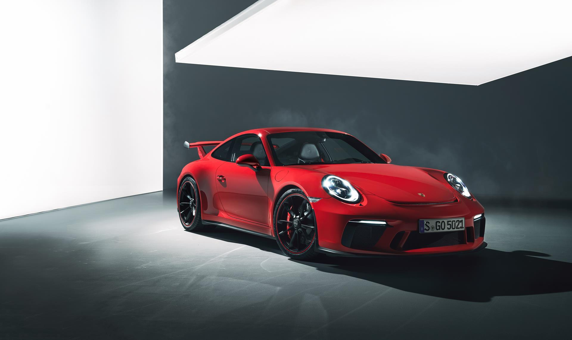 2018-Porsche-911-GT3-Coupe-01 Breathtaking How Many Porsche 911 Gt2 Were Made Cars Trend
