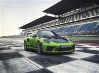 Image of the 911 GT3 RS