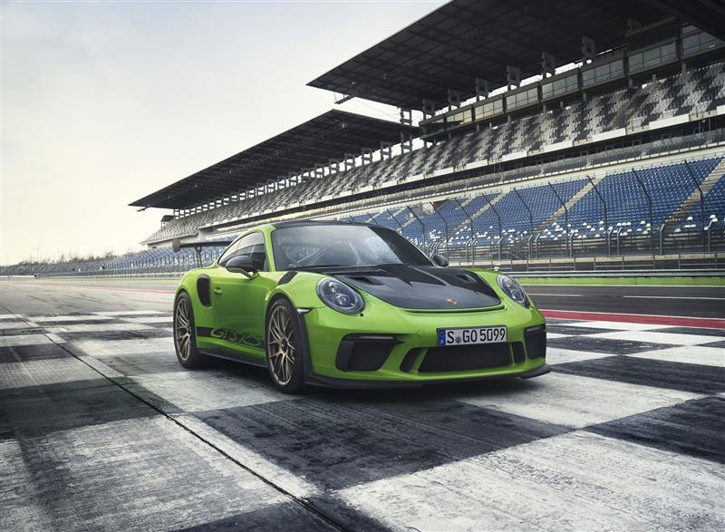 Porsche 911 GT3 RS pictures and wallpaper