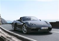 Popular 2019 Porsche 718 Boxster Wallpaper