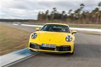 Porsche 911 Monthly Vehicle Sales