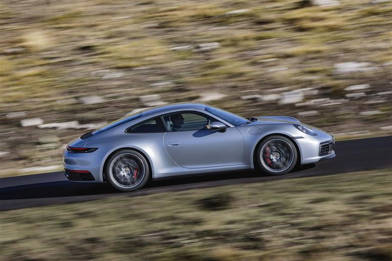 2019 Porsche 911 Carrera 4s News And Information