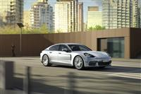 Porsche Panamera Monthly Vehicle Sales